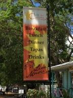 Cafe Bar Carizma Banner